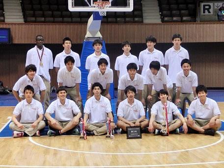 バスケットボール部 関東大学選手権大会 3位!