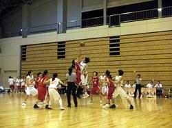 日本女子体育大学戦