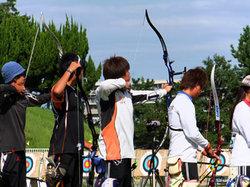 三浦選手(中央)