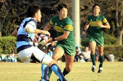 斉藤選手(中央)