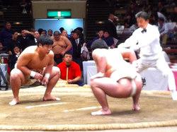 武田選手(左)
