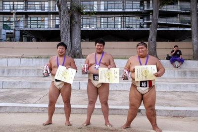 東日本学生個人体重別選手権大会 武田選手 優勝! 黒川選手 準優勝、高木選手 3位!