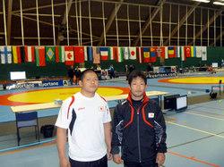 【レスリング部】 世界学生選手権大会