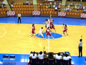 女子バスケットボール部 関東大学女子選手権大会 4位