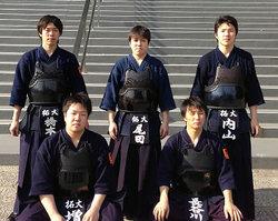 関東学生選手権大会 出場選手