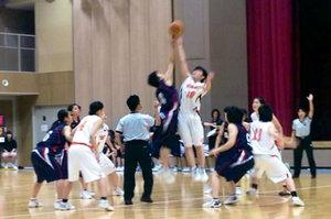 関東大学女子新人戦
