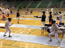 右側:櫻井選手