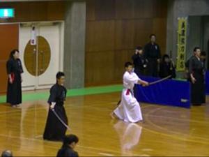 写真右:金澤選手